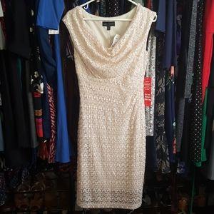 "Nice "" lace "" dress NWT"